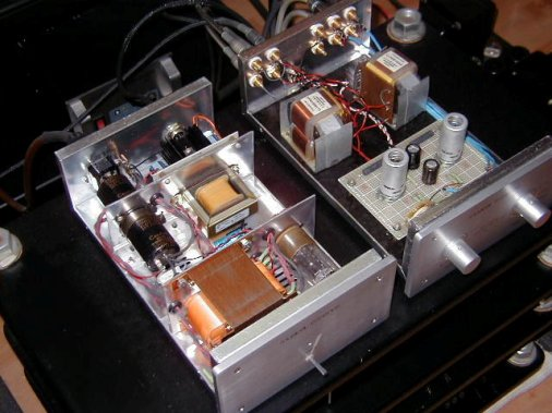 5687 LL1660 preamp