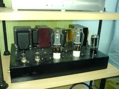 300B Tube Amplifier