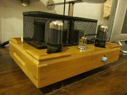 6V6GT amplifier