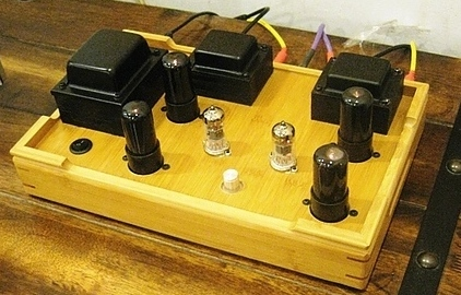 6P6P Push Pull Amplifier