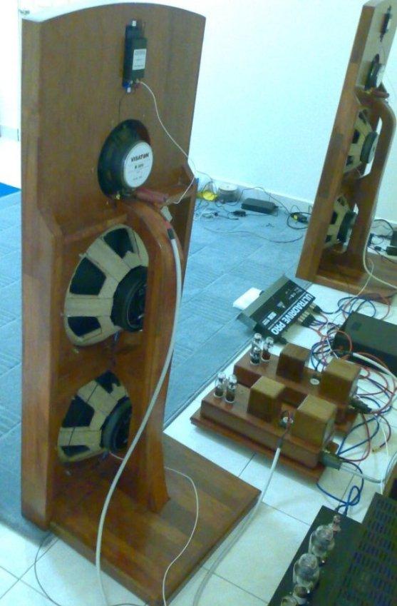 Open Baffle Speaker