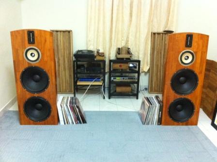 CS's New Audio System