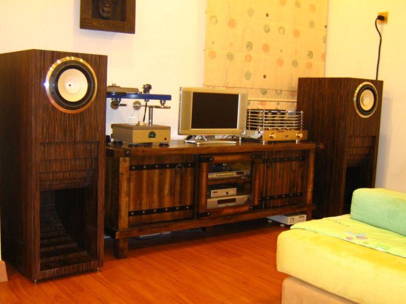 Lee Audio System, Audio Setup