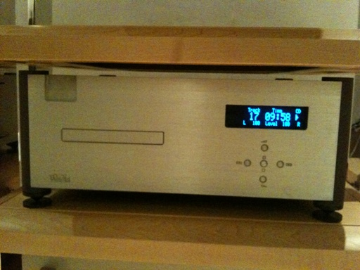 Wadia CD/SACD Player