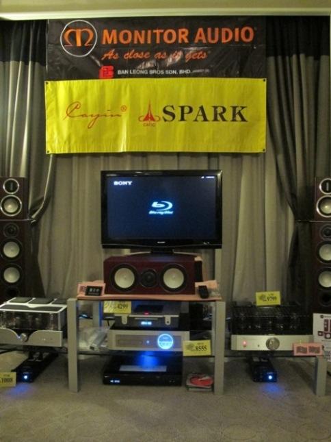 Monitor Audio, Cayin, Spark
