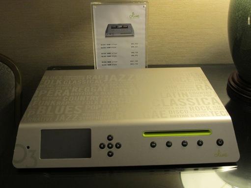 Olive O3HD Music Server