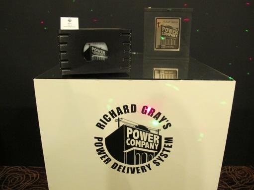 Richard Gray's Power Company