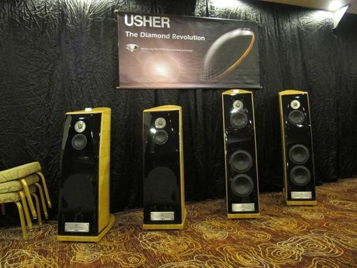 Usher Dancer Series