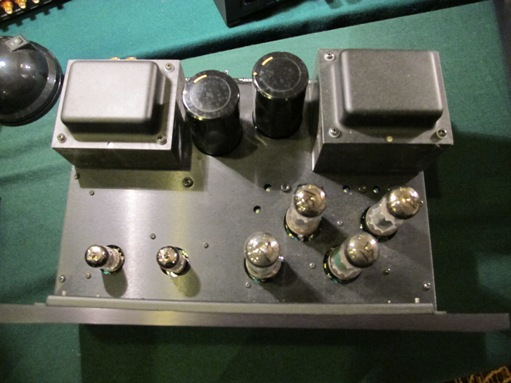 VTL Tube Amps