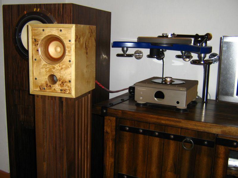 Vintage full range speaker 1