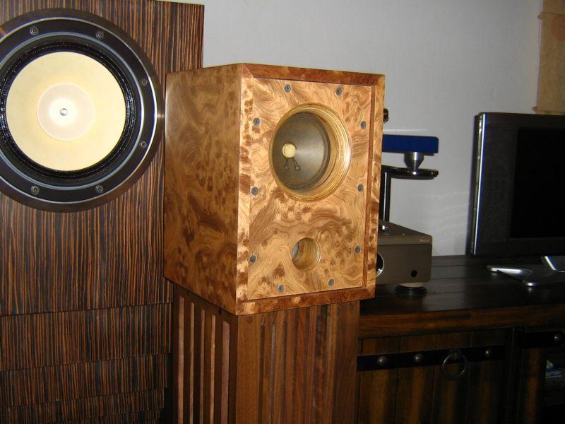 Vintage full range speaker 2