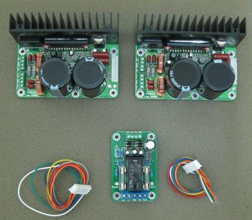 Tripath Amplifier