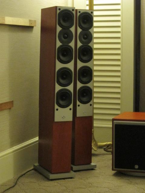 Audio Pro floorstander