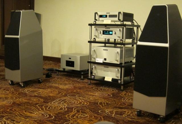 Wilson Audio speakers