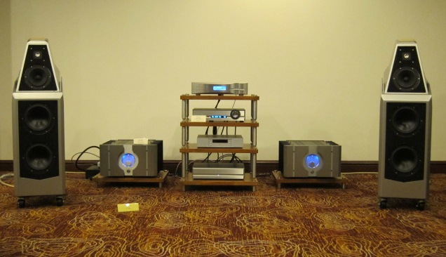 Wilson Audio and Passlabs