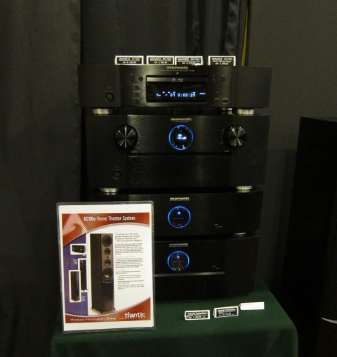 Marantz Amplifiers
