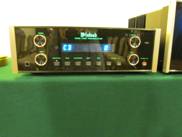 McIntosh Preamplifier