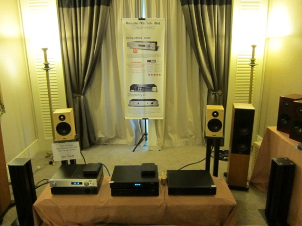 Epos Speakers