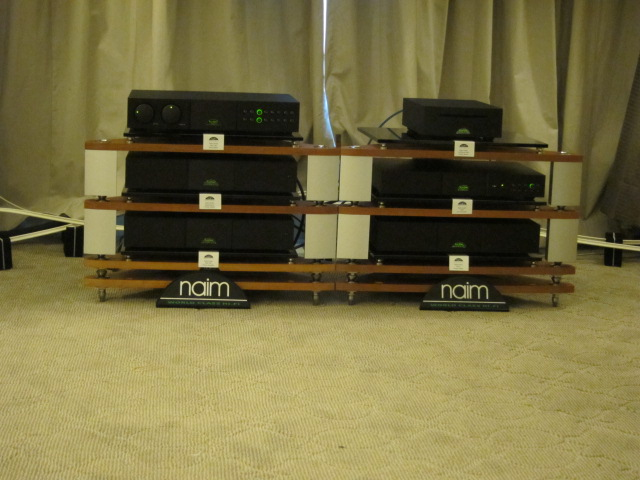 Naim Amplifiers