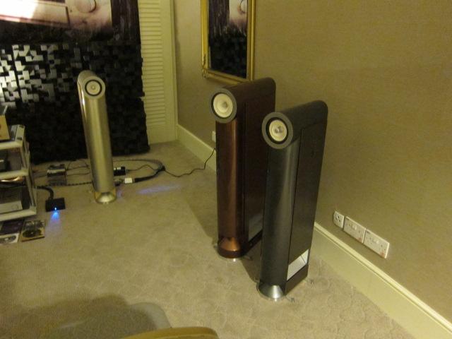 Rethm loudspeaker