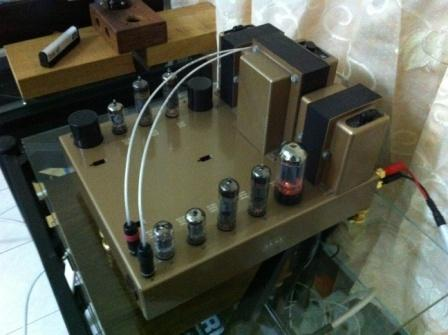 Leak Stereo 20 tube amplifier