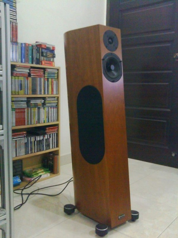 Audio Physic Tempo IV