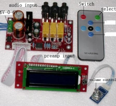 CS3310 Volume Control
