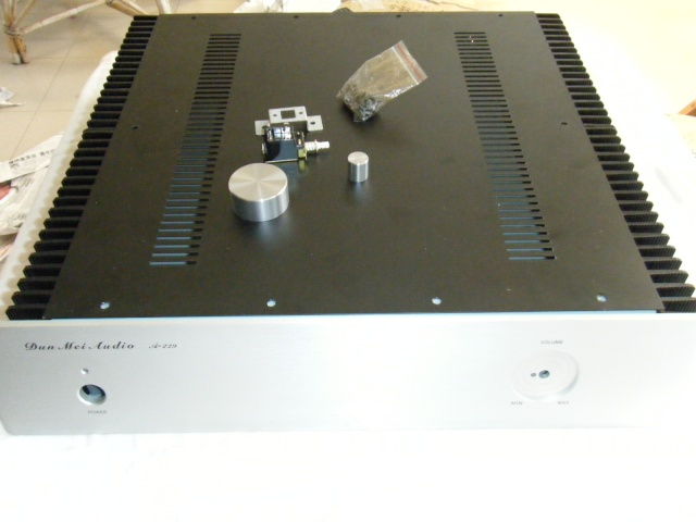 Hybrid Amplifier Chassis 1