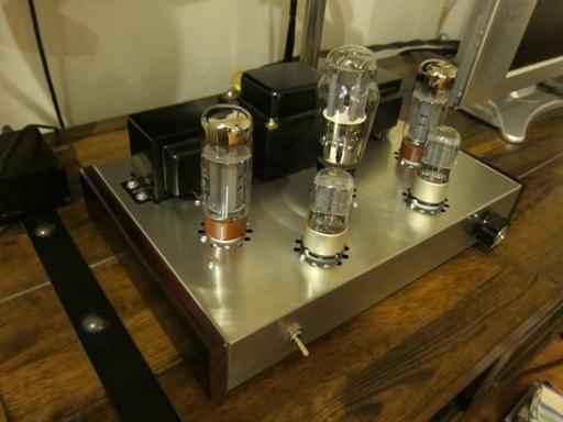 EL34 Single Ended Amplifier