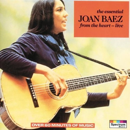 From The Heart - Live, Joan Baez