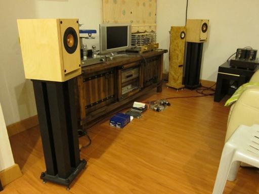 Lee's Full Range Speakers