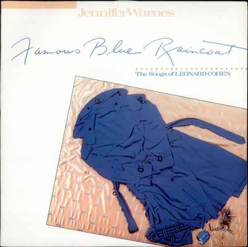 Jennifer Warnes - Famous Blue Raincoat 1987