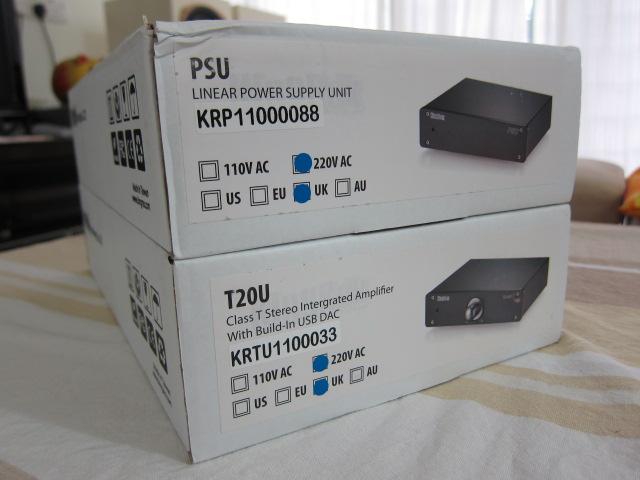 KingRex T20U + PSU