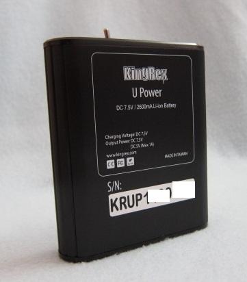 KingRex U Power back