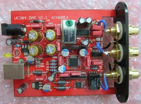 KingRex UD384 board