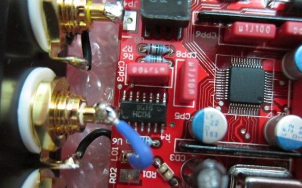 KingRex UD384 DAC chip