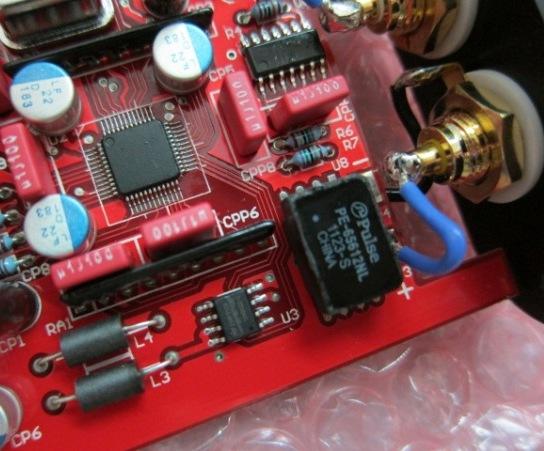 KingRex UD384 Pulse Transformer