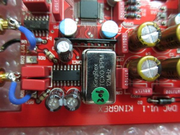 KingRex UD384 TCXO