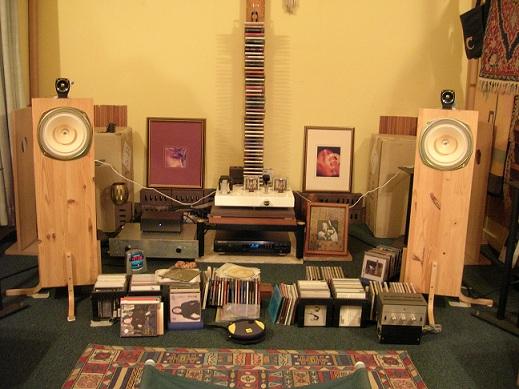 Koo Audio System, Audio Setup MK2