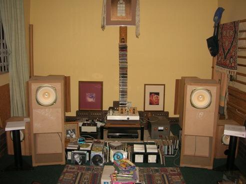 Koo Audio System, Audio Setup MK0