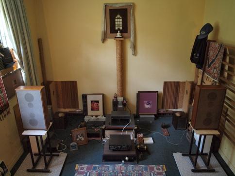 Koo Audio System, Audio Setup