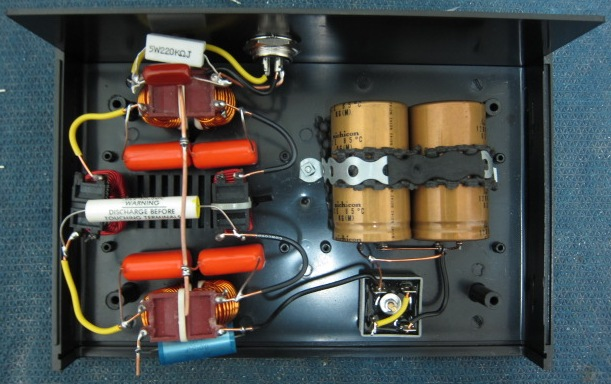Mains Filter Component