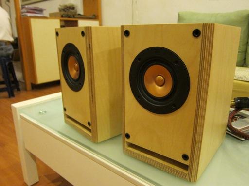 Mark Audio Speakers