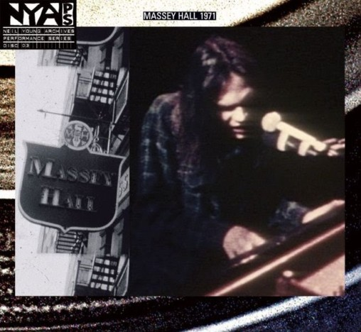 Live At Massey Hall - Neil Young