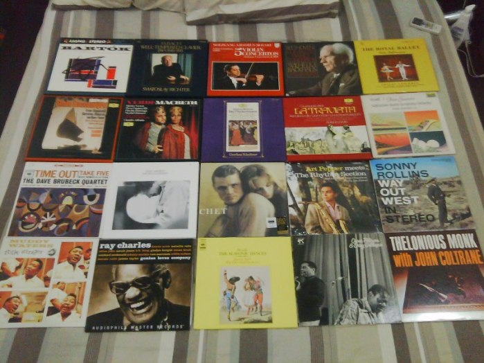 LP Collection