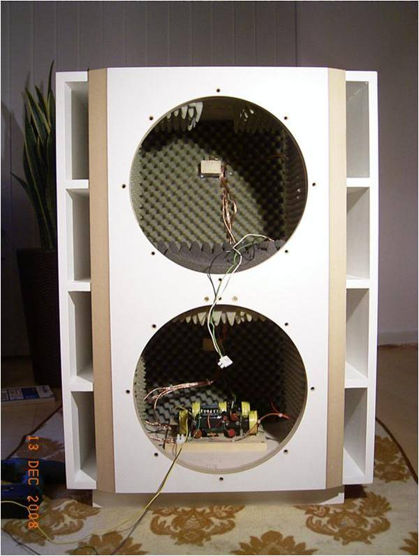 Onken Enclosure for Altec