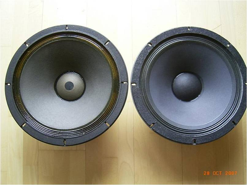 Altec speakers