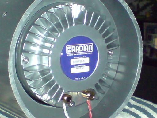 Radian 950pb compression driver