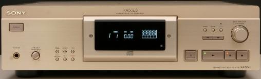 Sony XA50ES CD Player