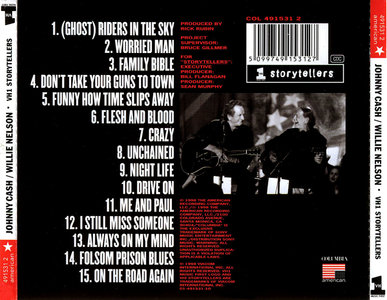 Story Tellers - back cover